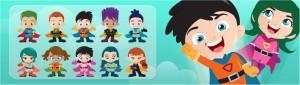 Kid_Heroes_Viewer