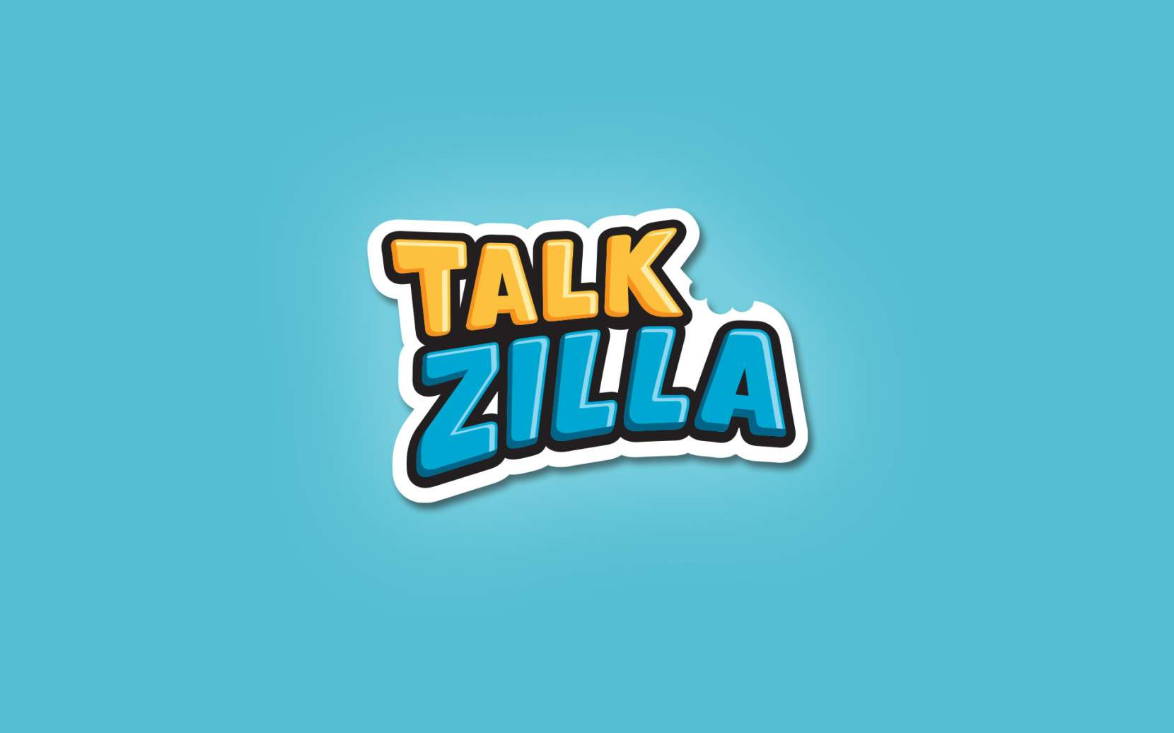 Talkzilla Logo