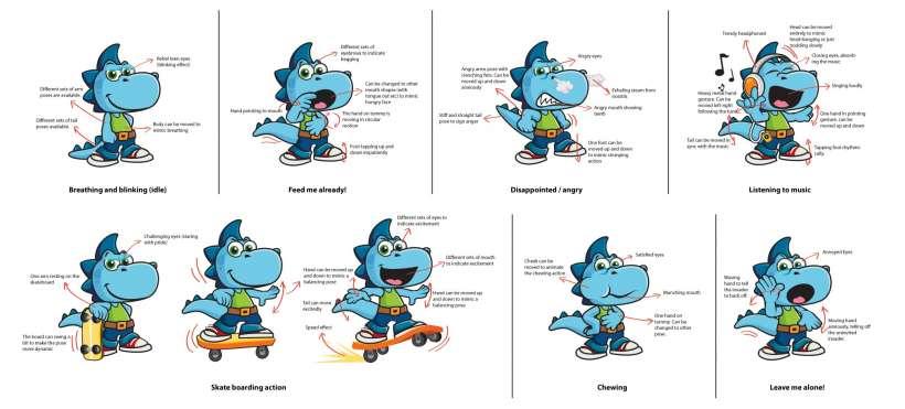 TeenZilla-Animation-Storyboard