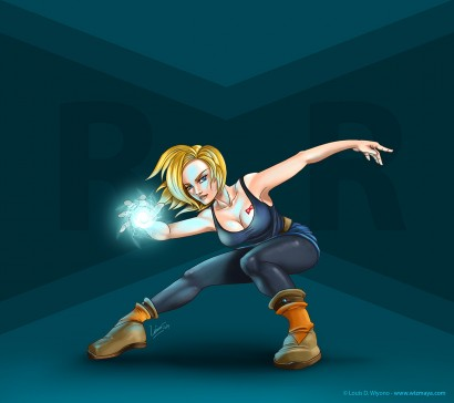 Android-18-Final